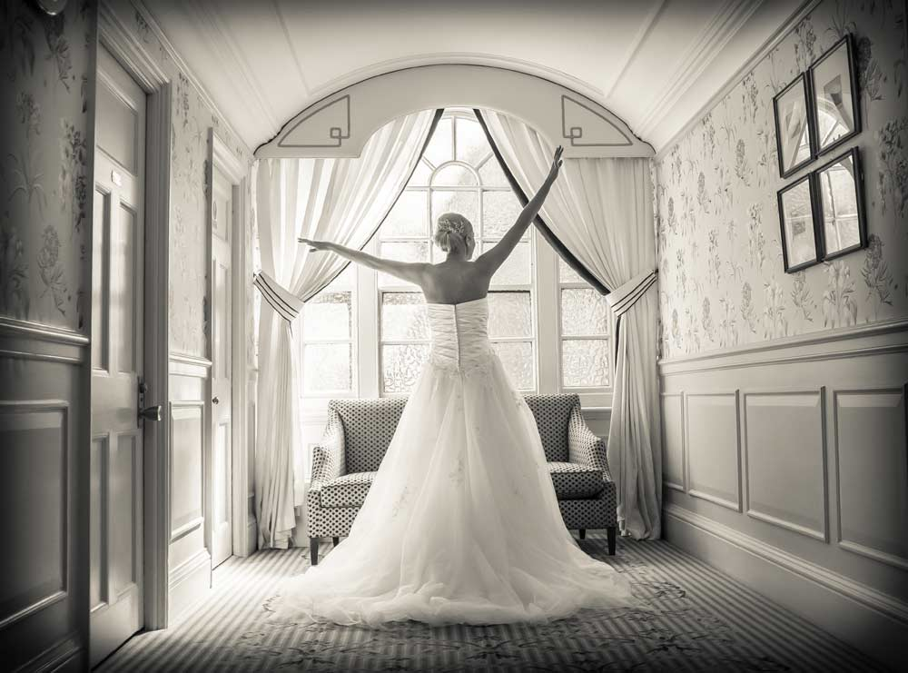 Fuji X100 for your London wedding, any wedding? Yes at the Goring Hotel. London Wedding Photographers