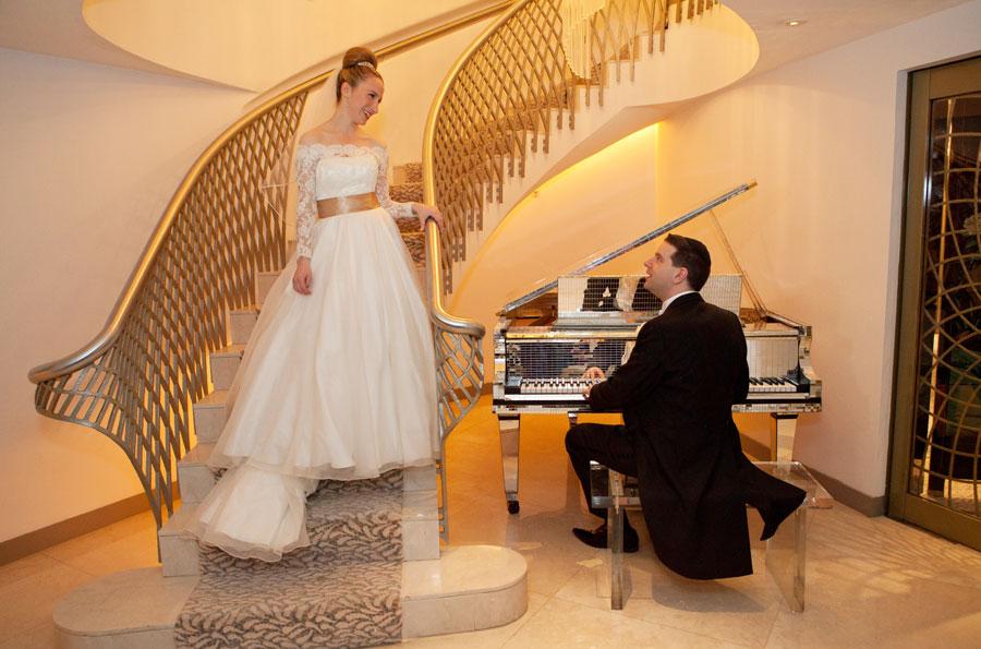 Dorchester Hotel Wedding Photographers