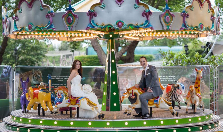 Photos London Zoo weddings