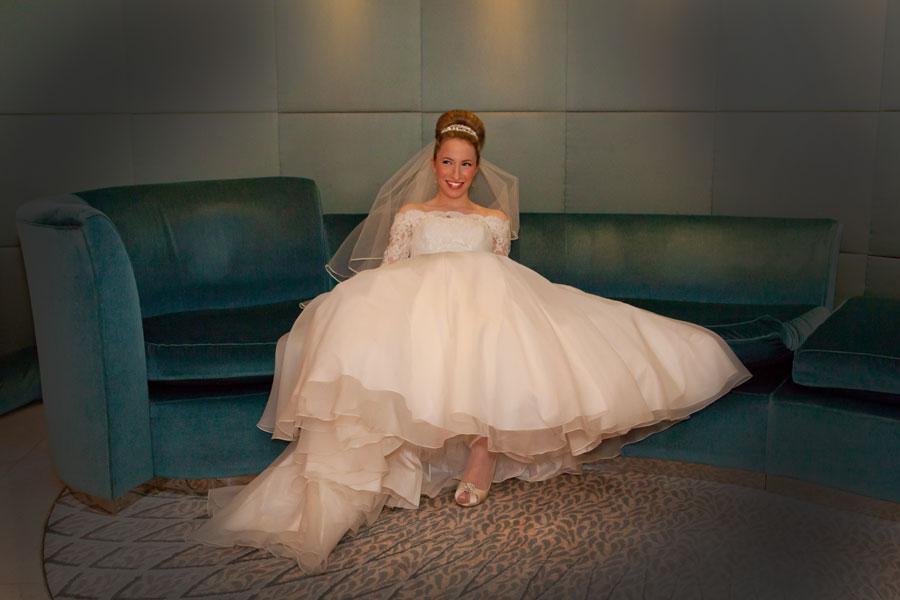 Wedding At Dorchester