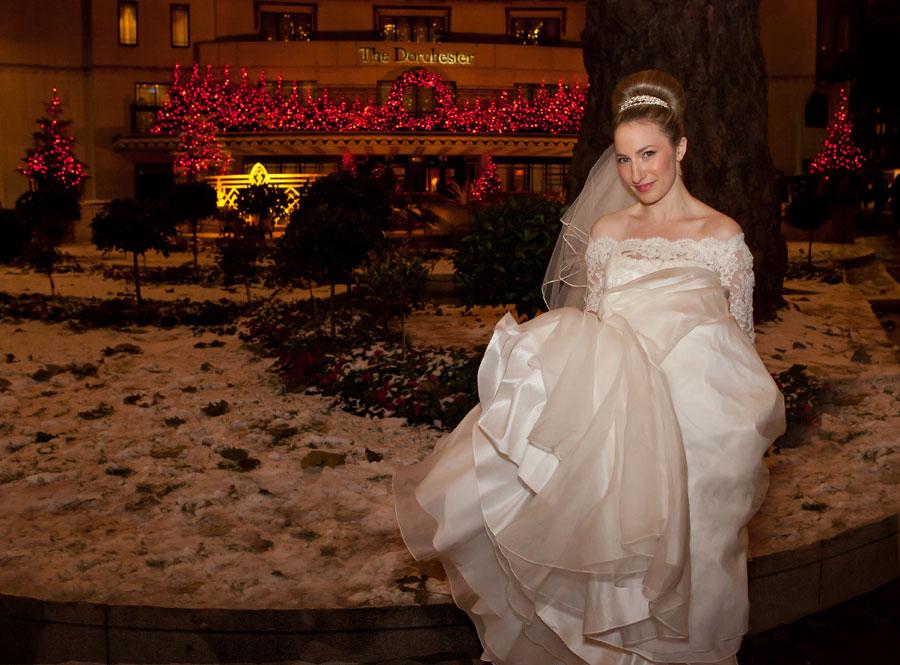 Wedding Dorchester Hotel