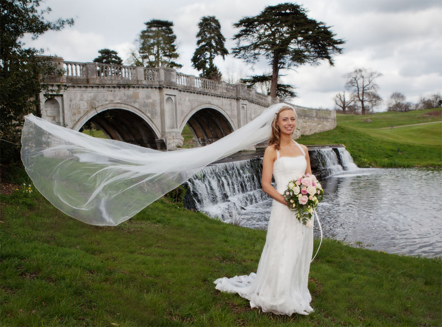 Brocket Hall wedding photographers image