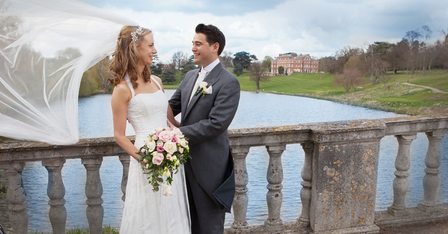 """Brocket Hall Wedding Photos"""