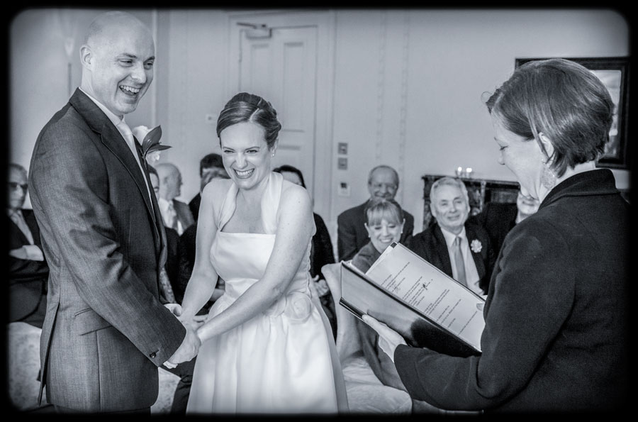 Central London Wedding Venue Ceremony Photo