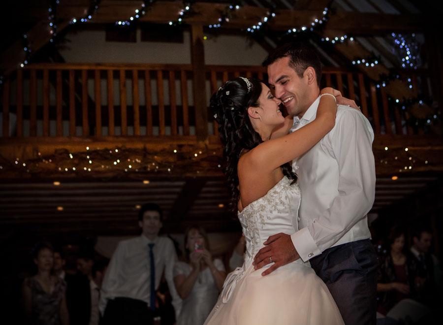 First Dance Tewin Bury Wedding