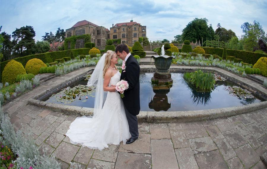 Fanhams Hall Wedding Photographers
