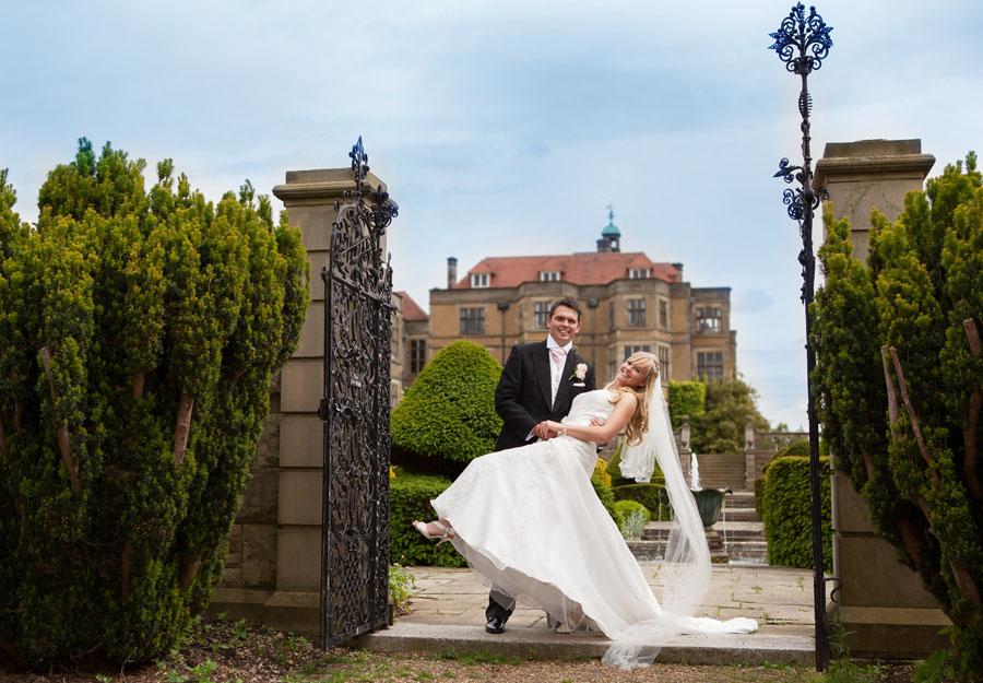 Wedding photos Fanhams Hall