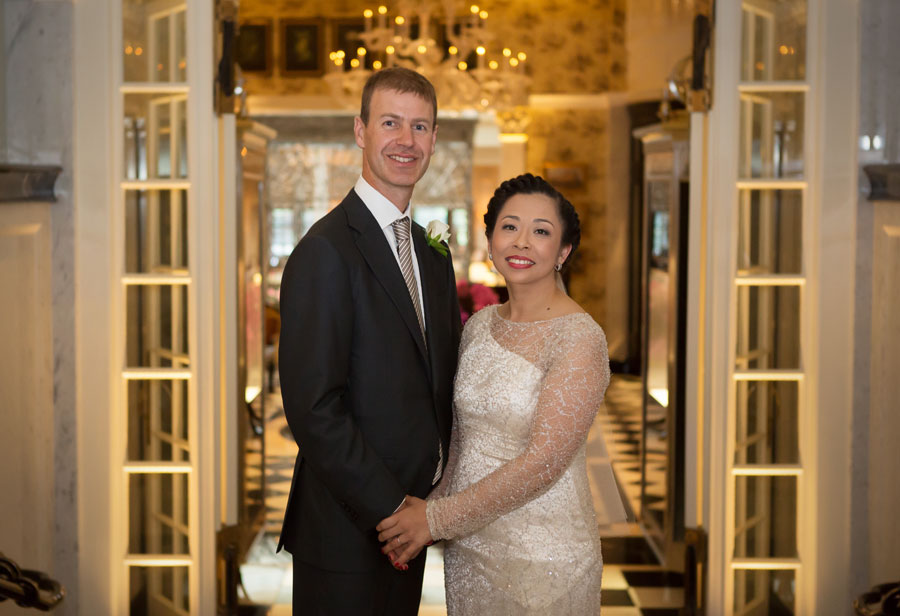 London Savoy Wedding Photographer Image