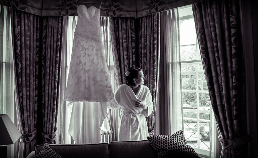 In the beginning... London Wedding Photographers