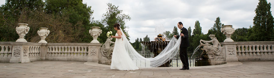 Hyde Park London Wedding shot