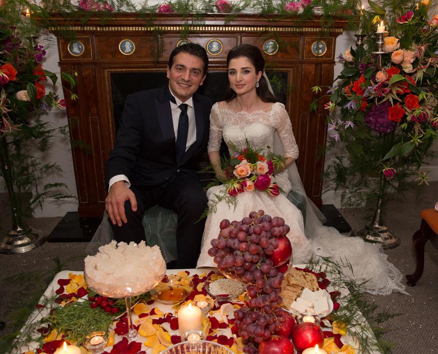Persian wedding London photo