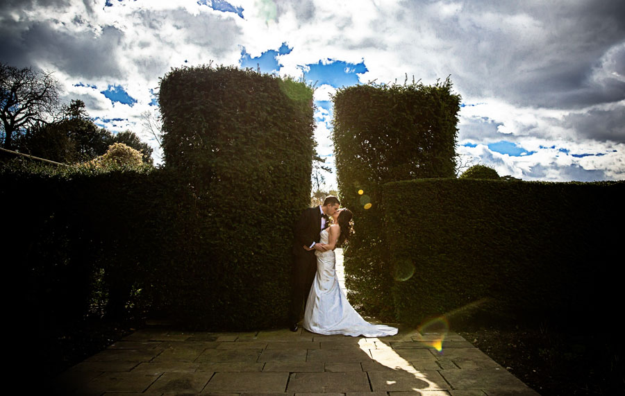 Fanhams Hall wedding venue 2014