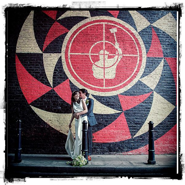 Shoreditch wedding photographers photo full crop insta version