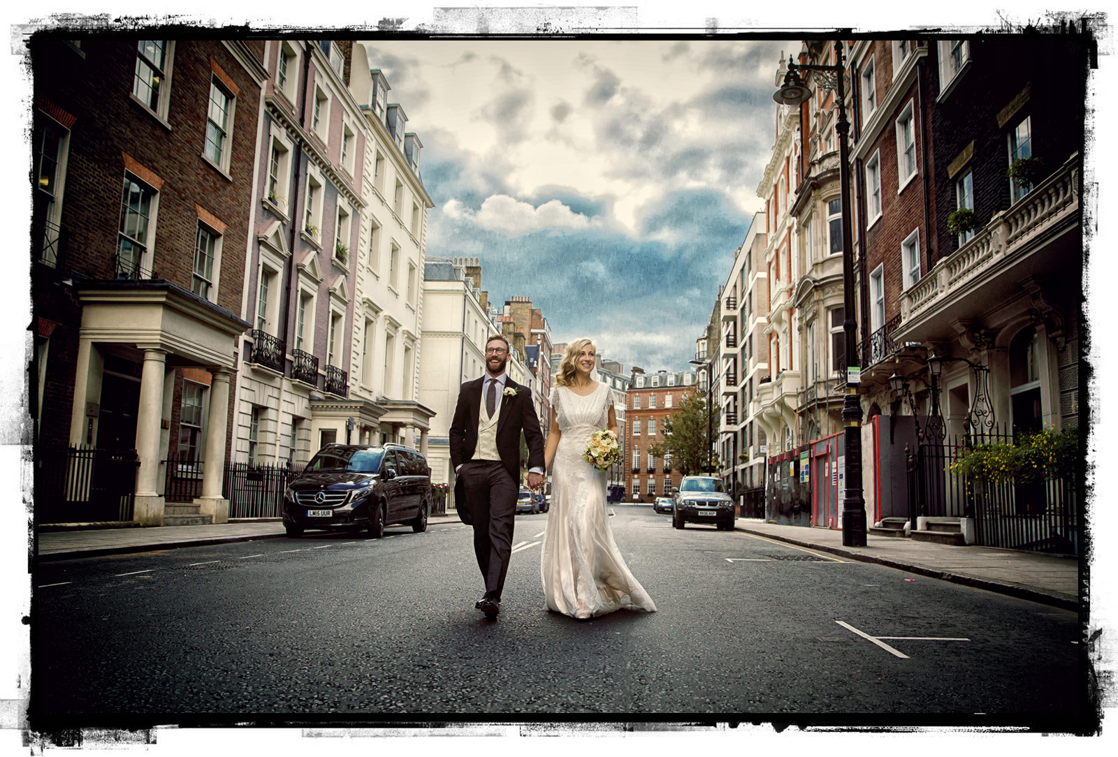 David & Joanna London Wedding Photographers
