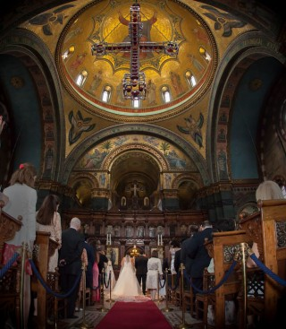 Saint Sophia Wedding London