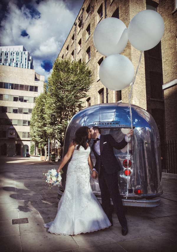 Devonshire Terrace London wedding