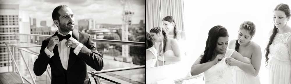 Hilton Tower of London wedding shots