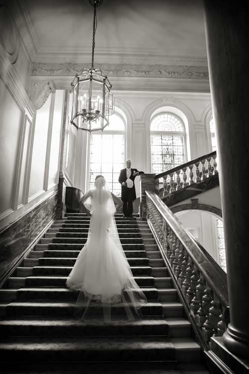 Landmark Hotel wedding photographer