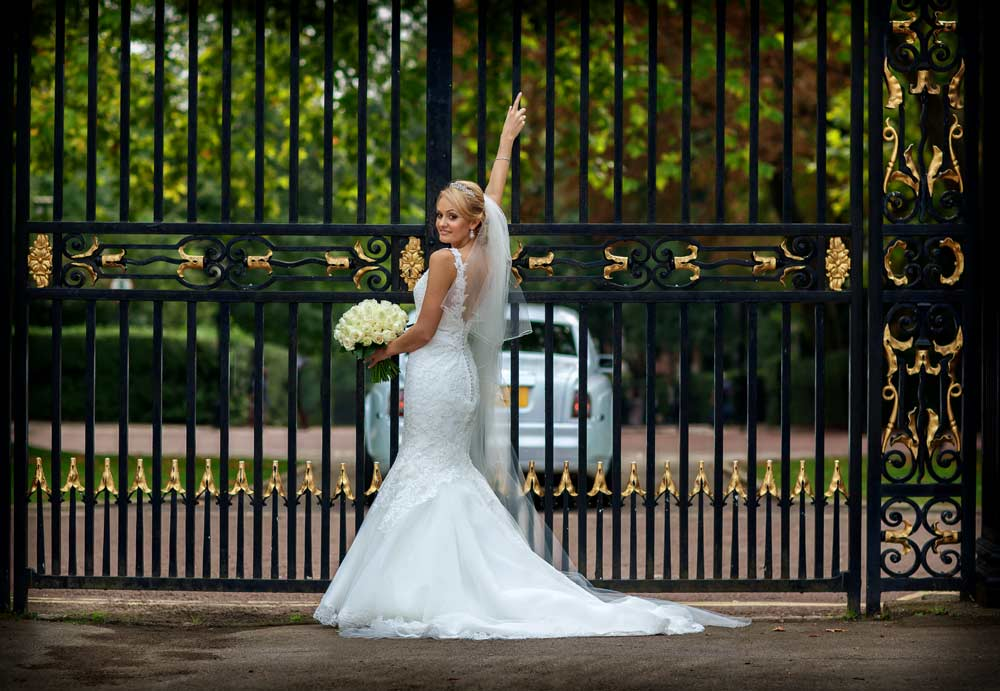 London Bride in Regents Park