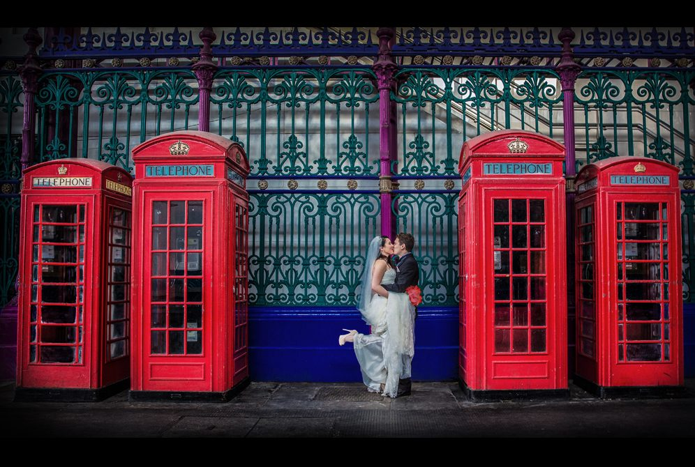 Smithfield wedding photographers