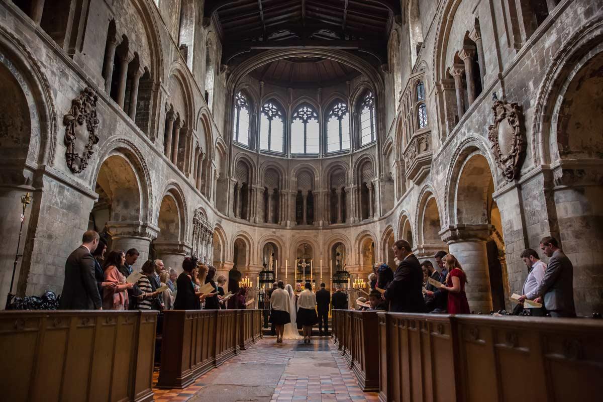 St Barts wedding photo London