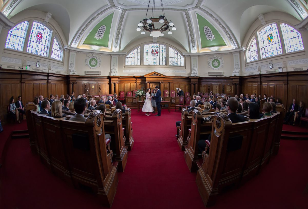 Islington Town Hall Wedding London Wedding Photographers
