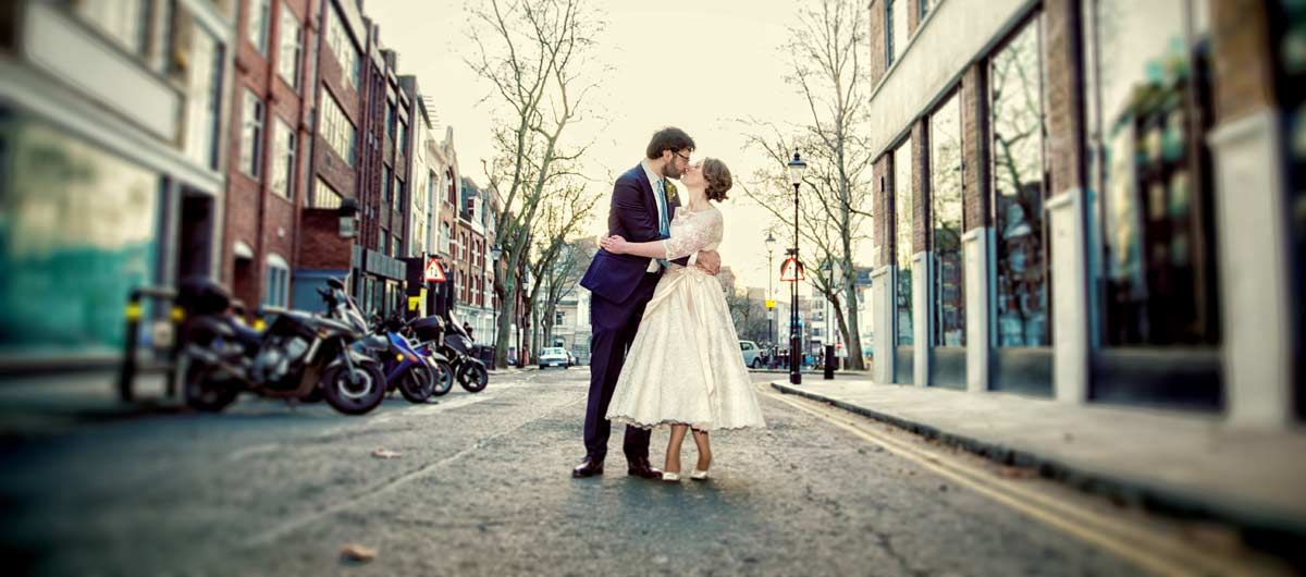 Islington wedding photographer image