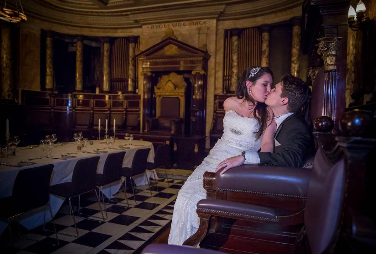 London Andaz Hotel wedding photographer