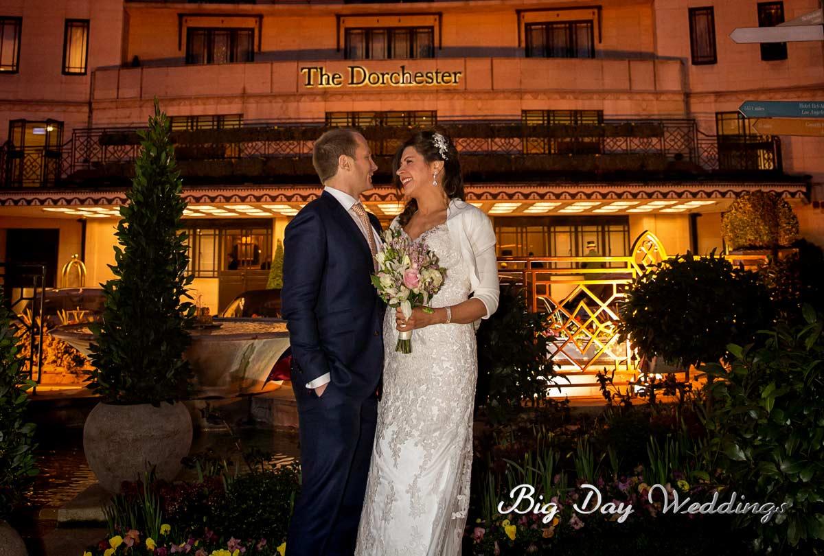 Dorchester Hotel wedding London