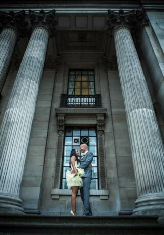 Old Marylebone Town Hall wedding image