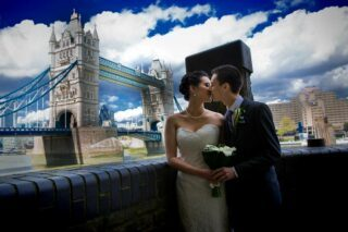 Tower Bridge wedding photographer London