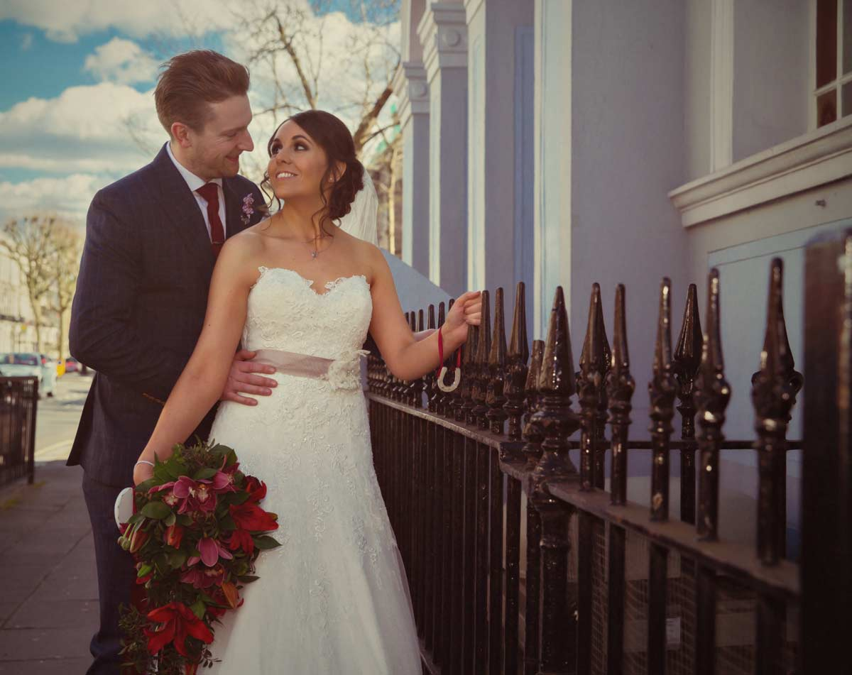 Amadeus Centre wedding image
