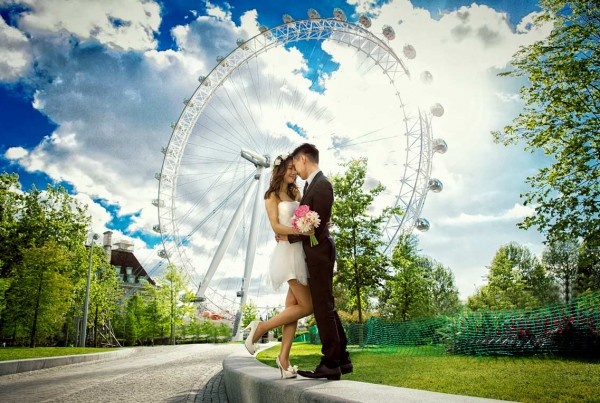 Portfolio Alternative Style London Wedding Photographers