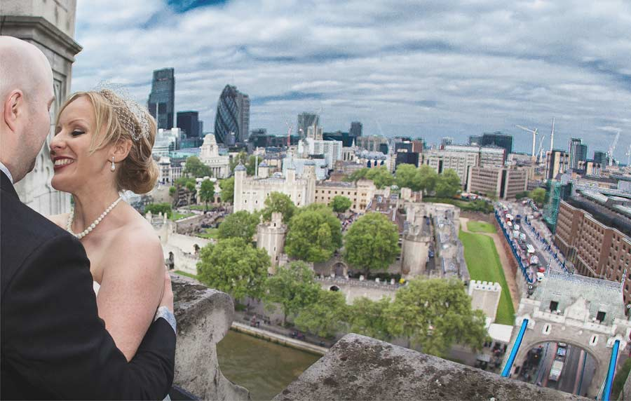 Tower Bridge Wedding - The inside story London Wedding Photographers