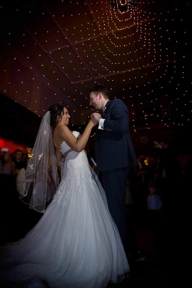wedding dance Amadeus Centre London