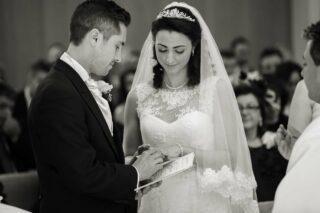 Italian wedding ceremony London and Woking