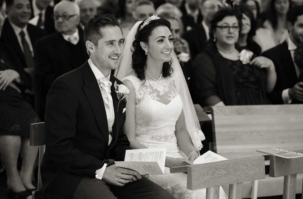 Woking wedding service image