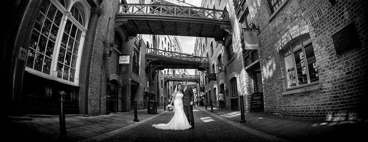 married near Tower Bridge image