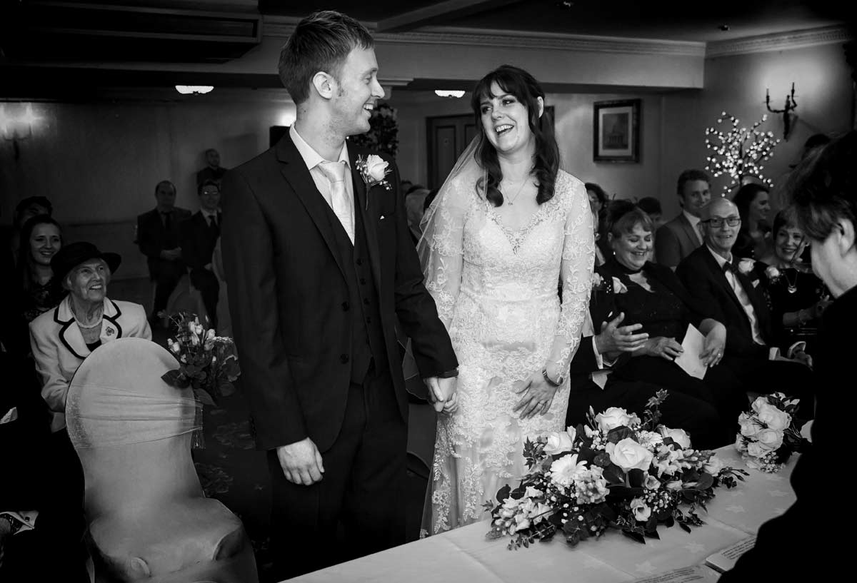 Enfield Wedding at Royal Chace Hotel London Wedding Photographers