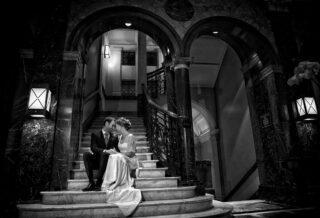 London Mandarin Oriental wedding photographer
