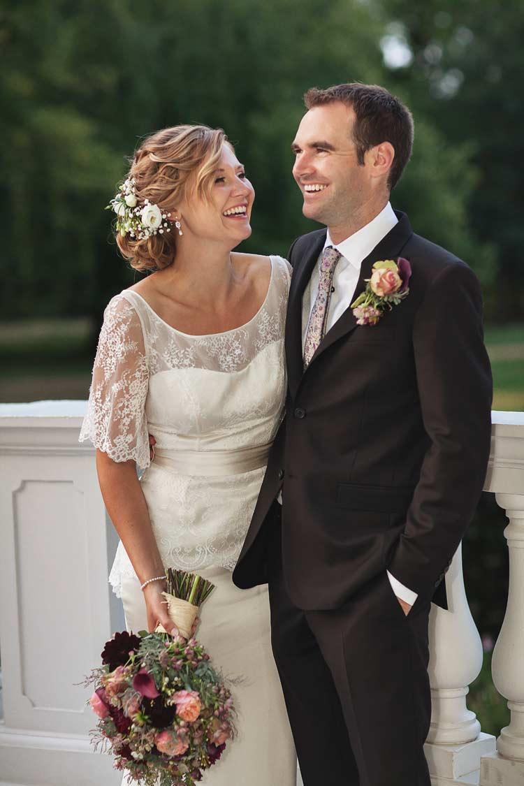wedding laughter at Mandarin Oriental Hotel