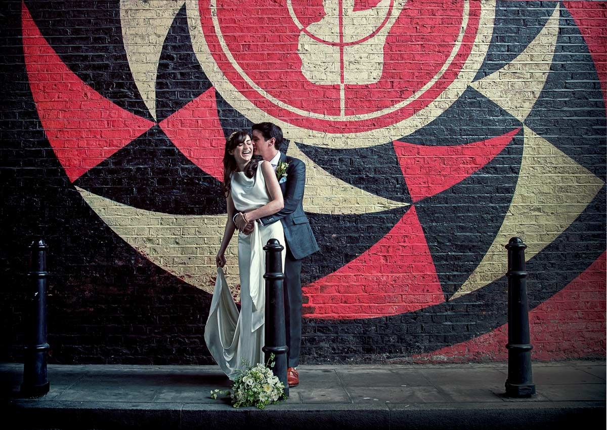 Shoreditch wedding photographers photo