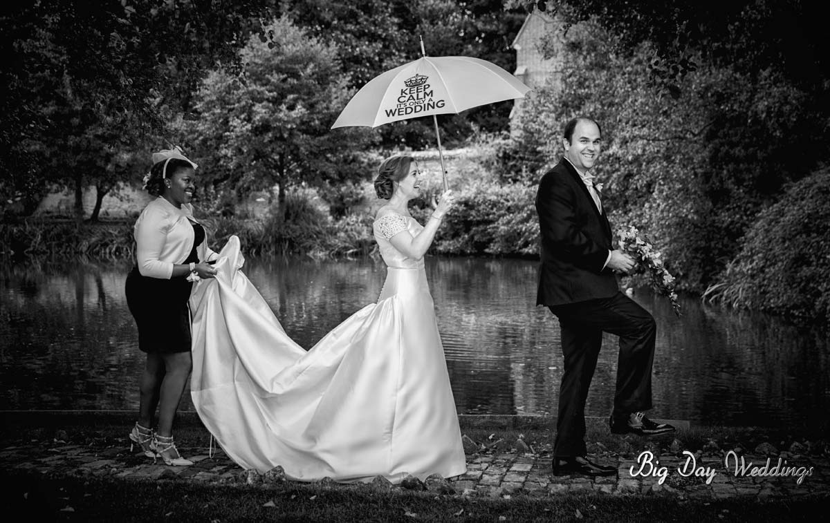 London wedding photographers Big Day Weddings image