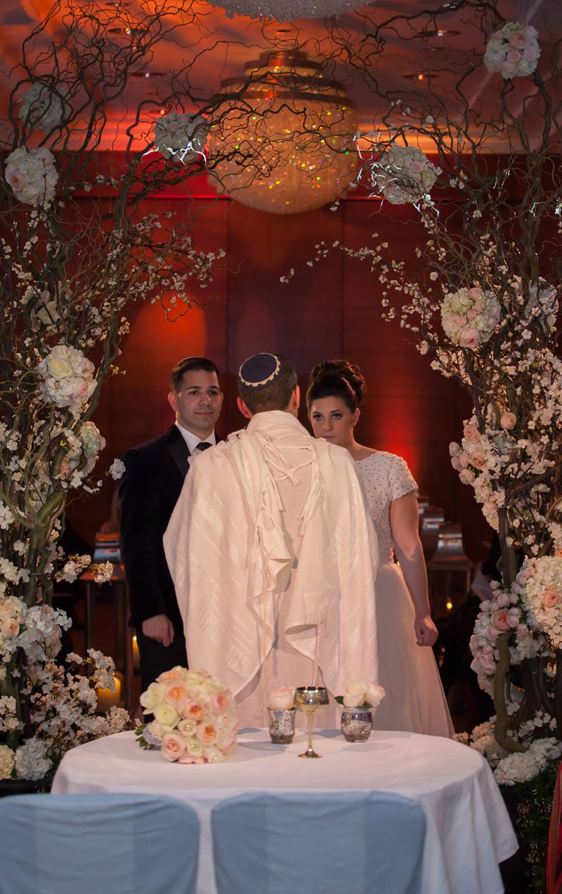 Jewish wedding Four Seasons Hotel photo