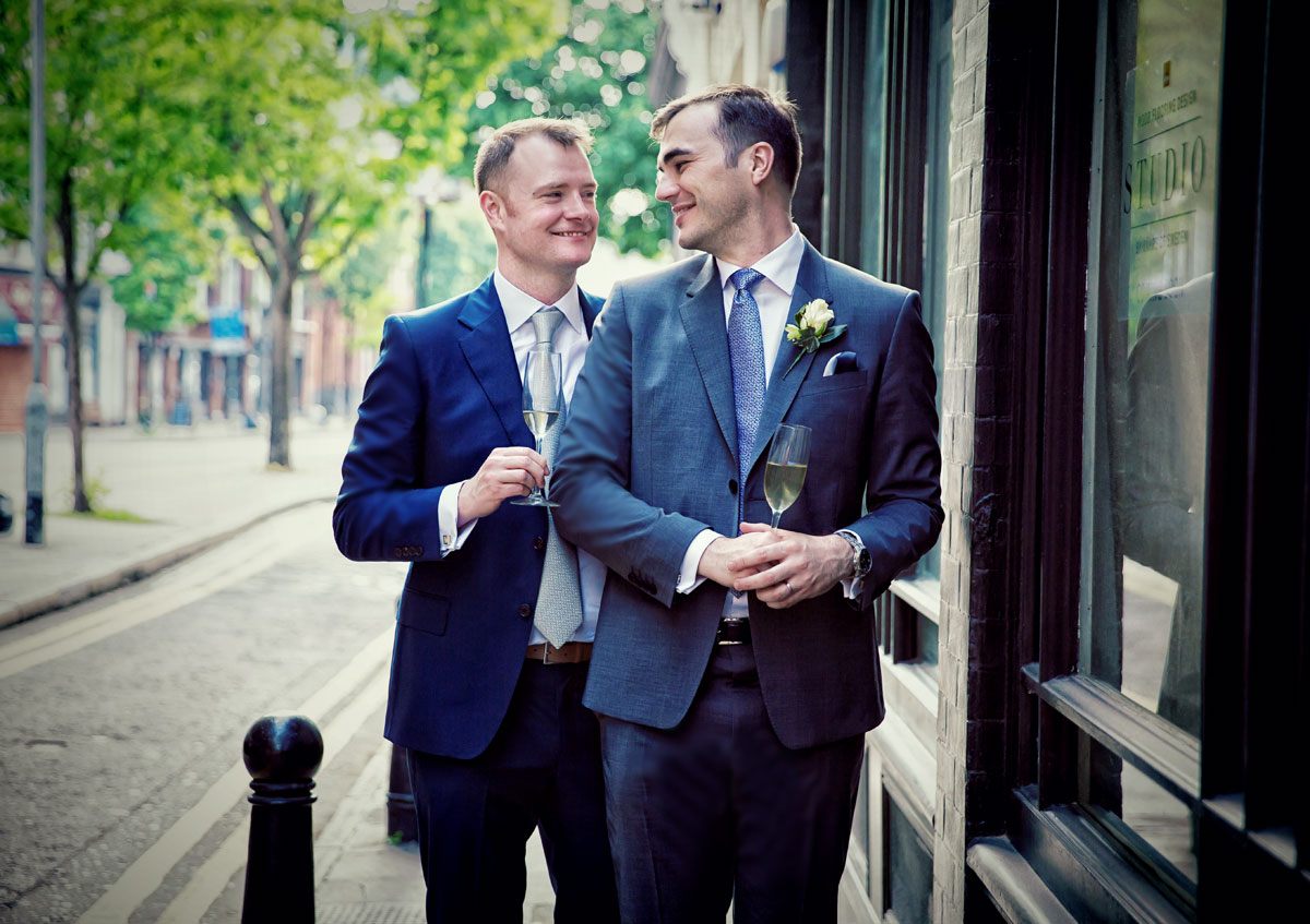 Better Town House wedding Clerkenwell