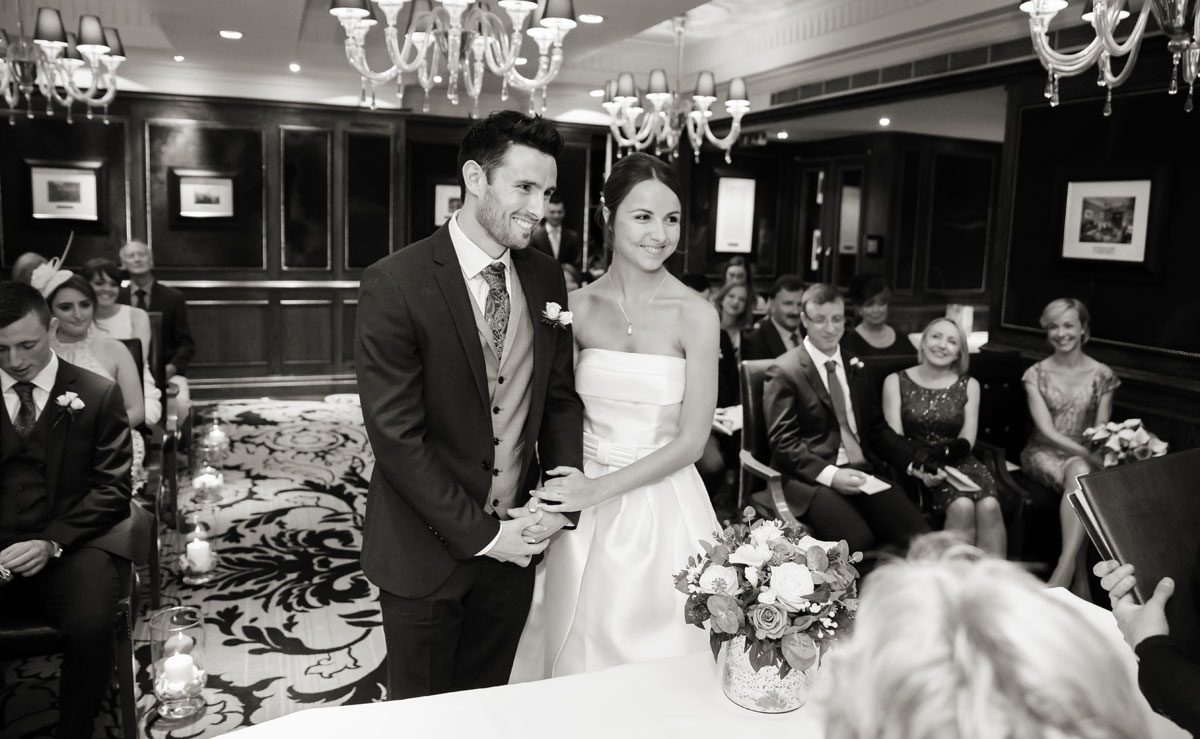 Goring Hotel Wedding Photography in Belgravia and The Royal Suite London Wedding Photographers