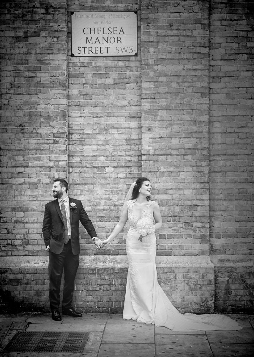 Wedding at Chelsea Old Town Hall with Laura and James London Wedding Photographers