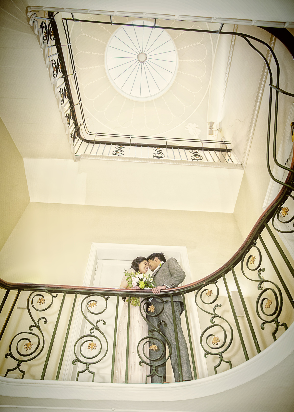 Lovely weddings at Asia House and The Langham Hotel in central London London Wedding Photographers