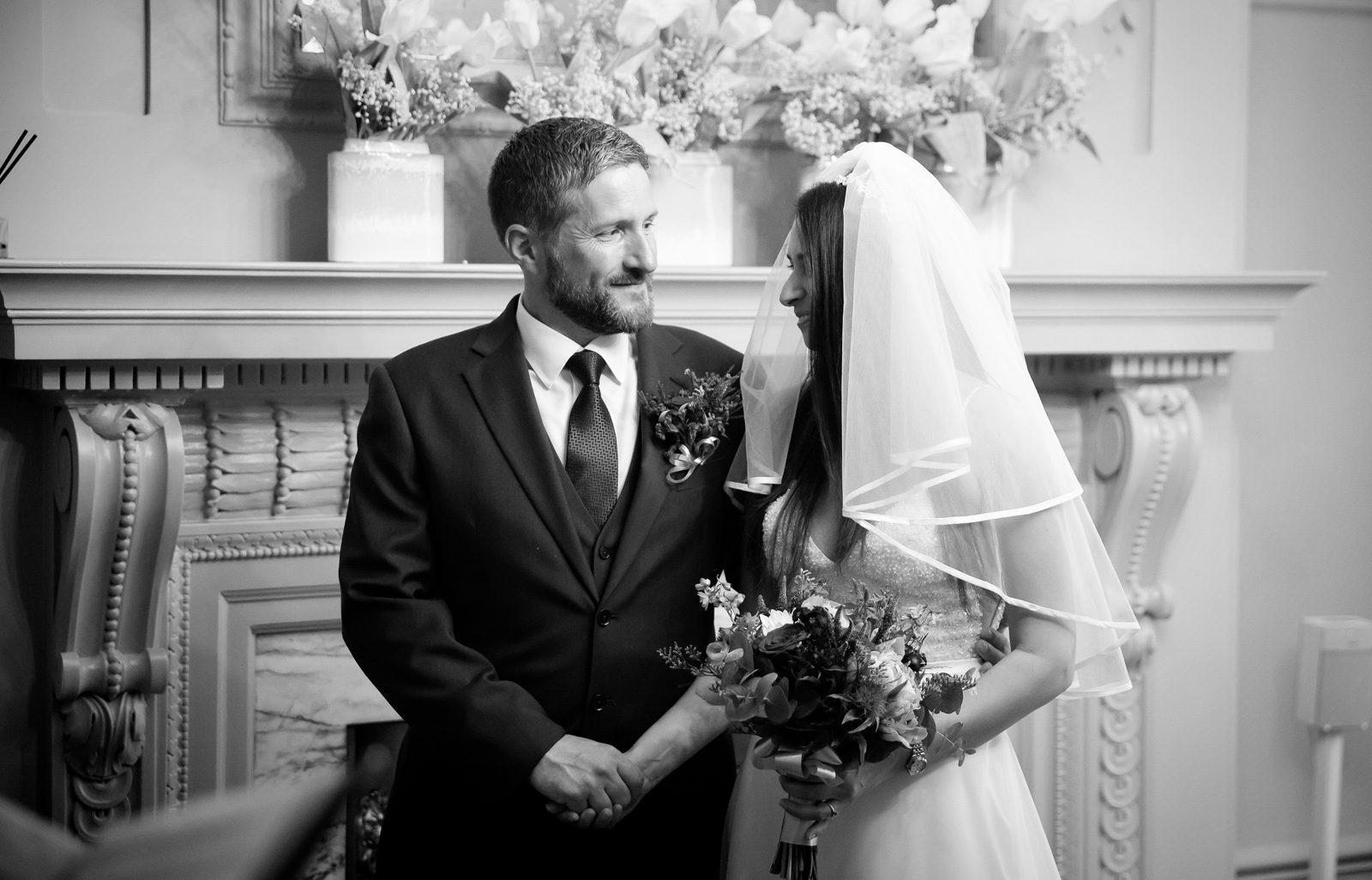 Weddings at Old Marylebone Town Hall 2021 style London Wedding Photographers